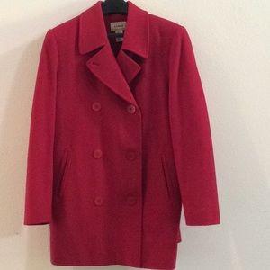 LL Bean coat size 12
